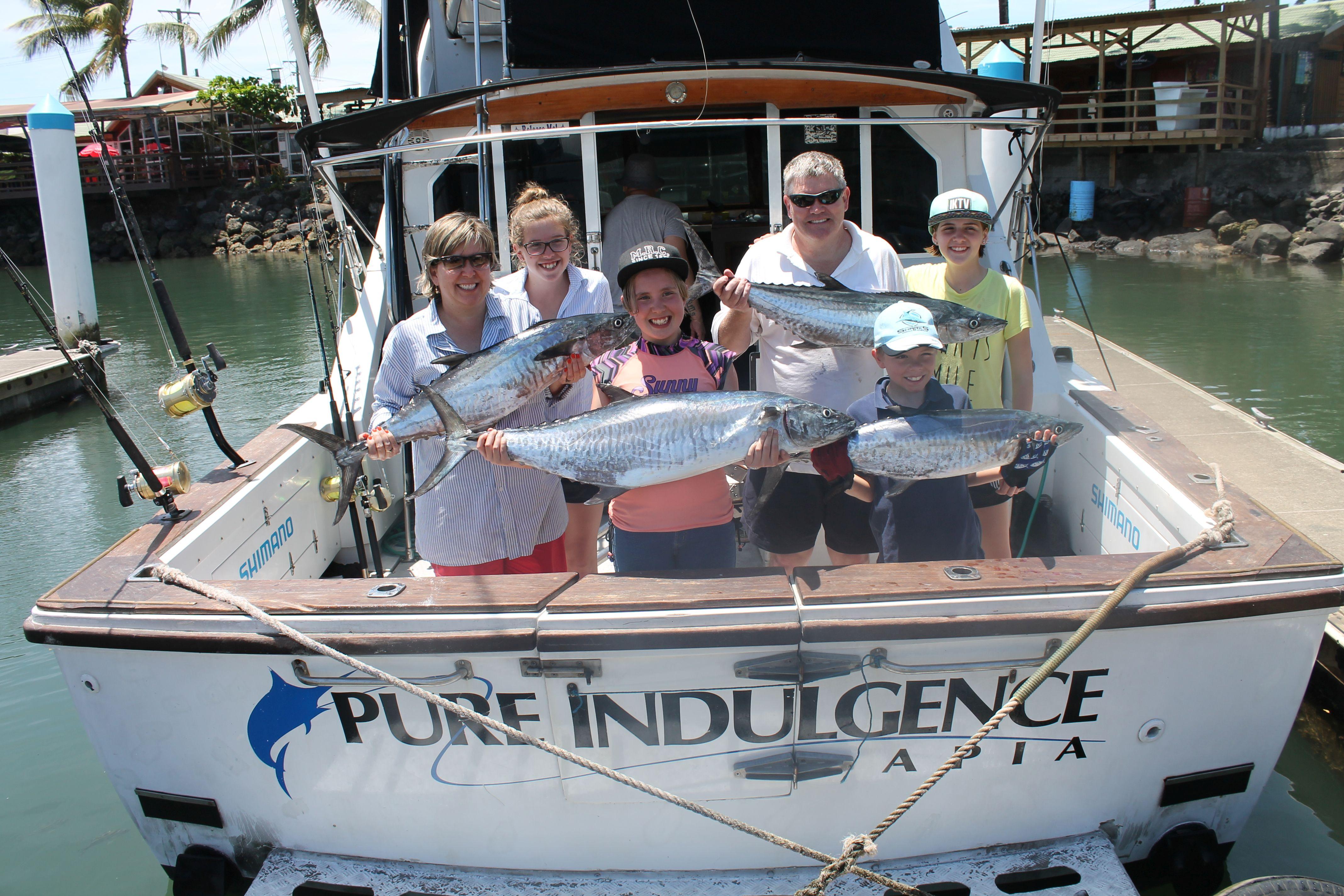 Fishing In Samoa