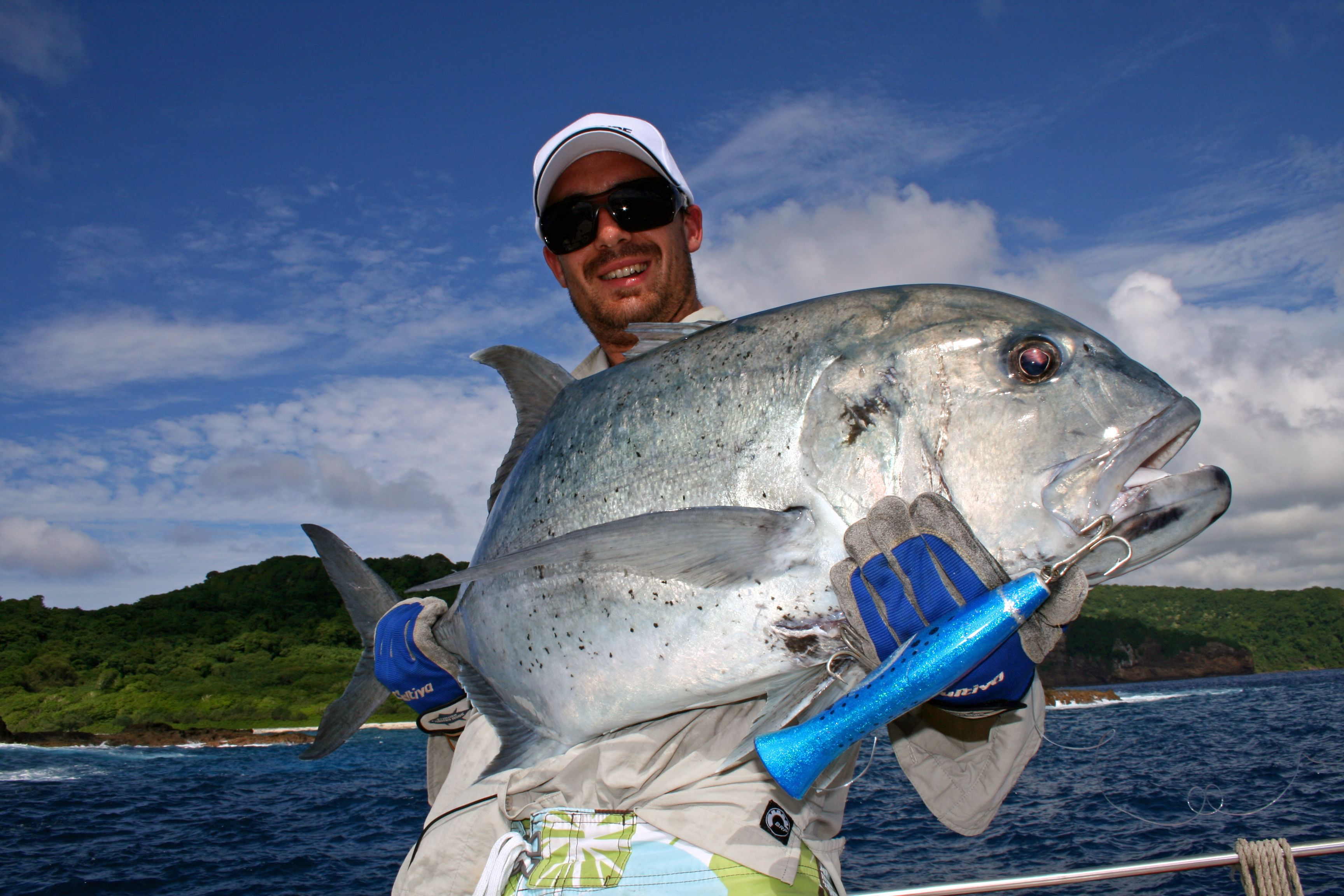 Fishing In Samoa