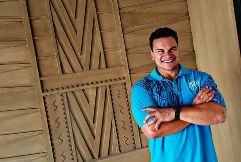 Michael Jones Brand Ambassador | Taumeasina Island Resort
